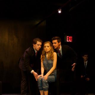 Listeners By Jane Martin Directed by Sean Leehan Marymount Manhattan College