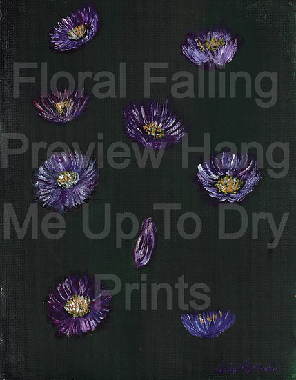 Floral Falling