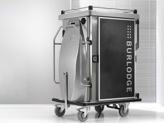 Burlodge RTS CT Trolley