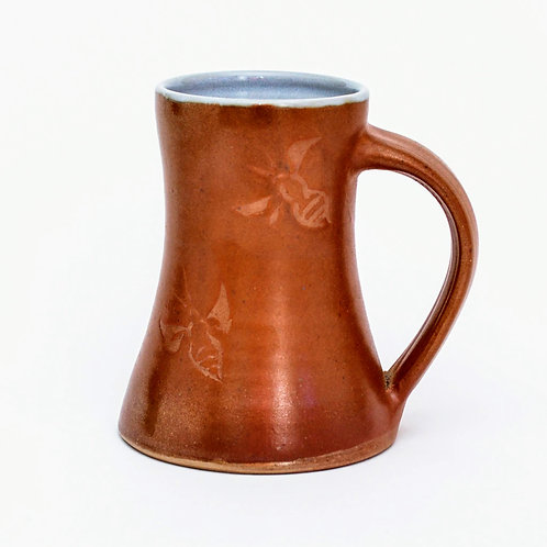 Woodfired Stoneware Tankard