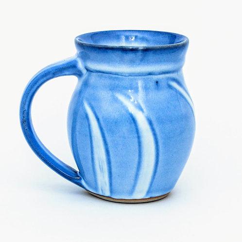 Large Stoneware Round Mug