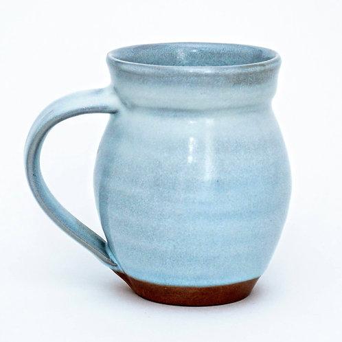 Large Woodfired Stoneware Round Mug
