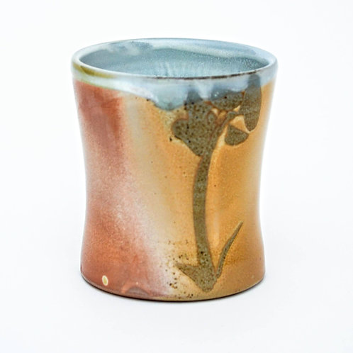 Woodfired Stoneware Tumbler