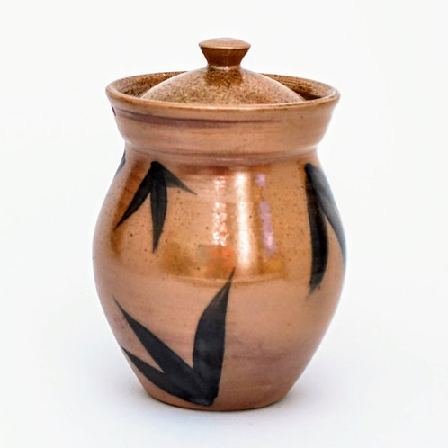 Woodfired Sugar Jar