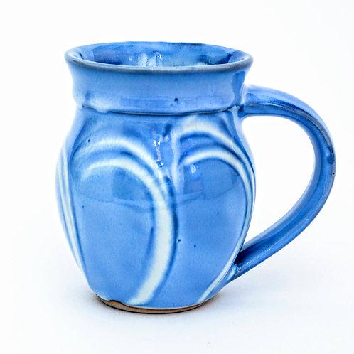 Stoneware Round Mug