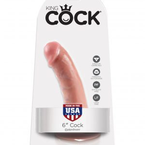 King Cock 6″ Cock