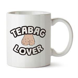 Tea Bag Lover Mug