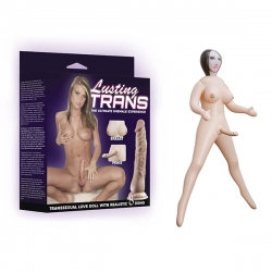 Lusting Trans - Transsexual Doll