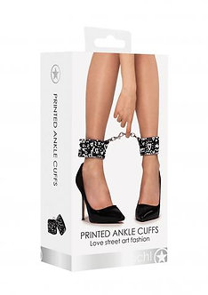 Love Street Art Fashion - Printed Ankle Cuffs