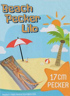 Beach Pecker Lilo