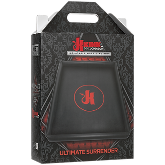 KINK ULTIMATE SURRENDER WRESTLING RING