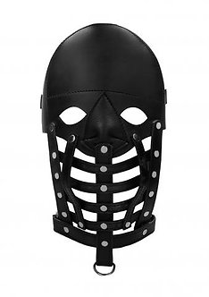 Pain - Leather Male Mask