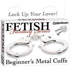 Fetish Fantasy Beginners Cuffs