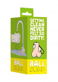 Ballsy Soap on a Rope