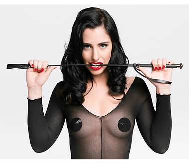 Love In Leather - Flexible Riding Crop