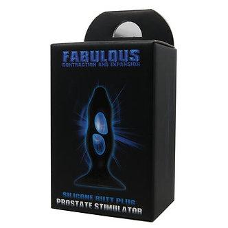 "Fabulous Butt Plug 4.1"""