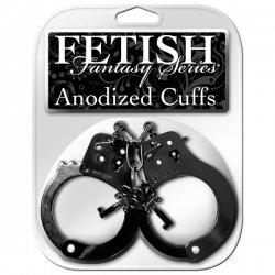 Fetish Fantasy - Anodized Cuffs