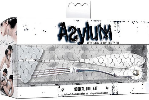 Asylum - Medical Wartenberg Pleasure Wheel Kit