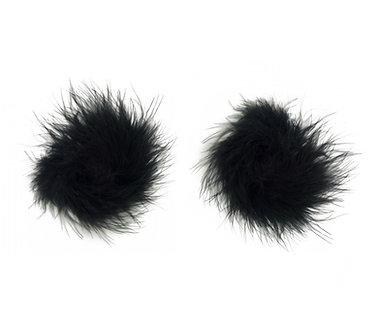 Fluffy Nipple Pasties