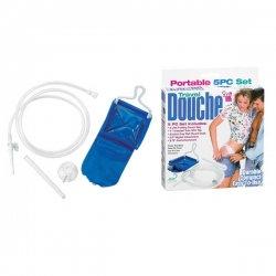 Unisex 5 Piece Travel Douche
