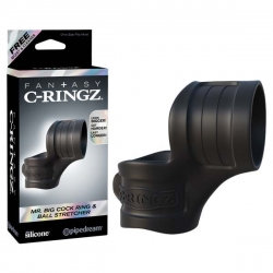 Fantasy C-Ringz - Mr Big Cock Ring & Ball Stretcher