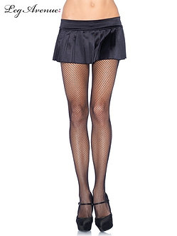 Leg Avenue - Plus Size Spandex Fishnet Pantyhose