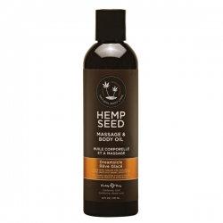 Hemp Seed Massage & Body Oil - Dreamsicle 237ml