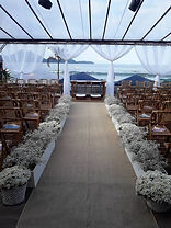 Assessora de casamento, casamento na praia, casamento pé na areia, decoração para casamento, decoração para nave