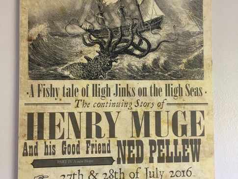 The Life and Times of Henry Muge