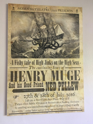 The Continuing Story of Henry Muge and His Good Friend Ned Pellew