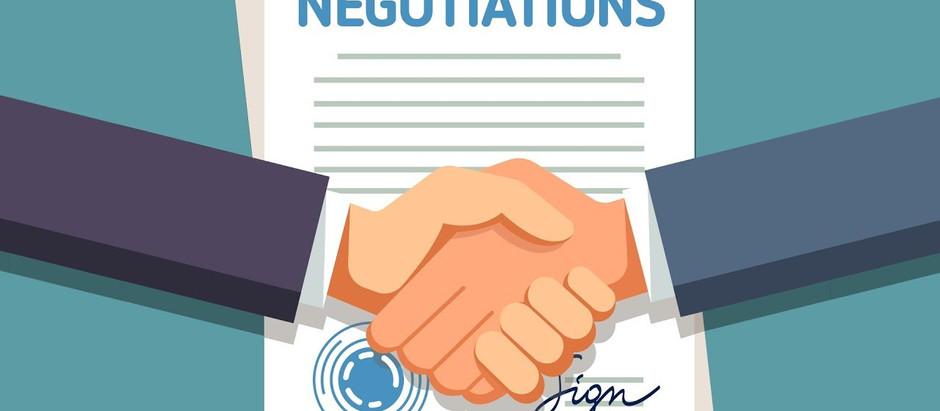 Should You Negotiate?