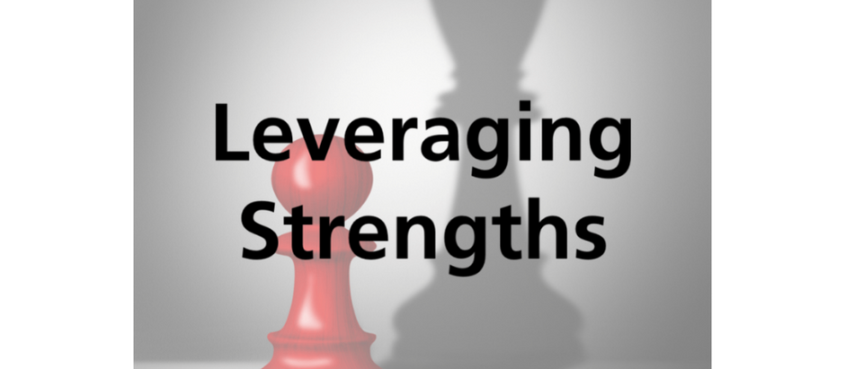 Leveraging Your Experiences