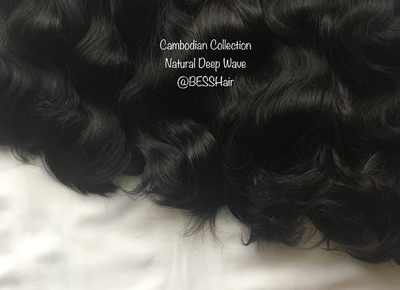"""12""""-28"""" Cambodian Body Wave"""