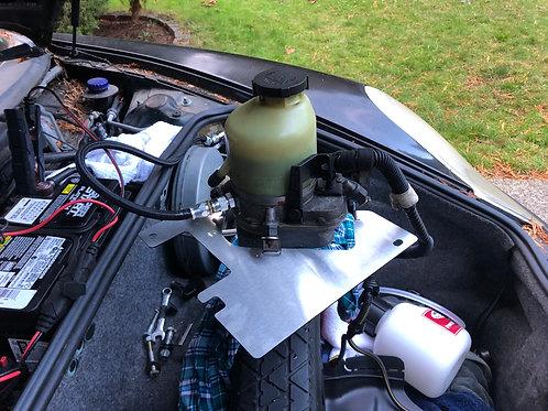 Porsche 997 Electric Power Steering Mount Bracket for TRW Pumps