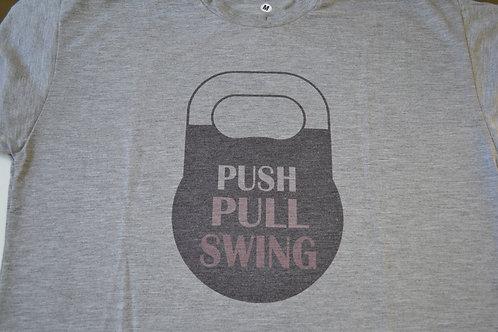 KB Push, Pull, Swing