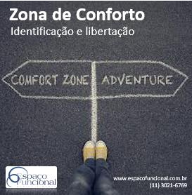 Zona de Conforto Identificação e Libertação