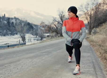 Atividade física no Inverno