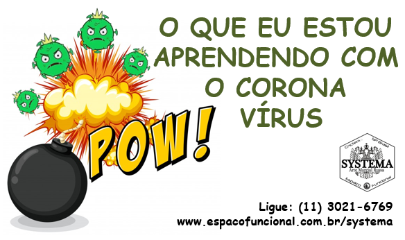 Espaço Funcional Corona vírus