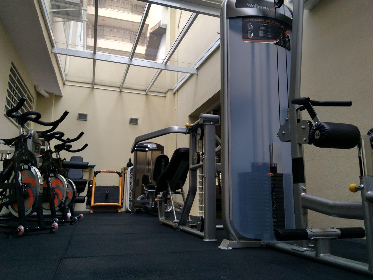 Espaço Funcional - Musculação 1