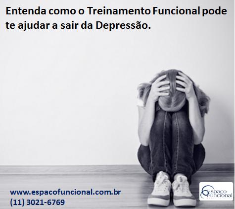 Espaço Funcional Treinamento contra Depressão