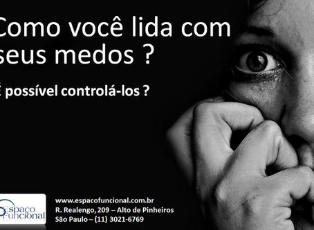 Podemos controlar o medo?