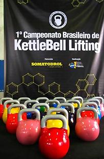 Kettlebell NRRU