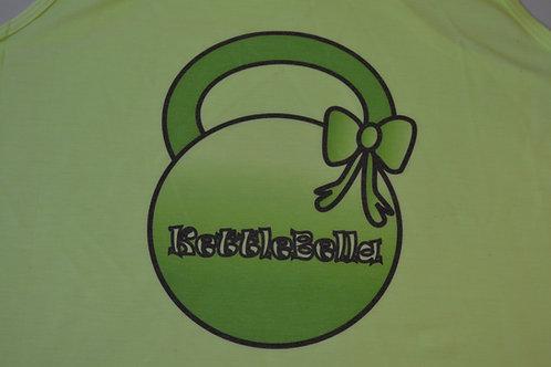 Kettlebella (verde)