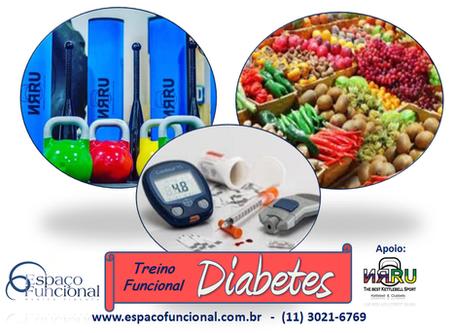 Tenho Diabetes, posso fazer Treinamento Funcional?