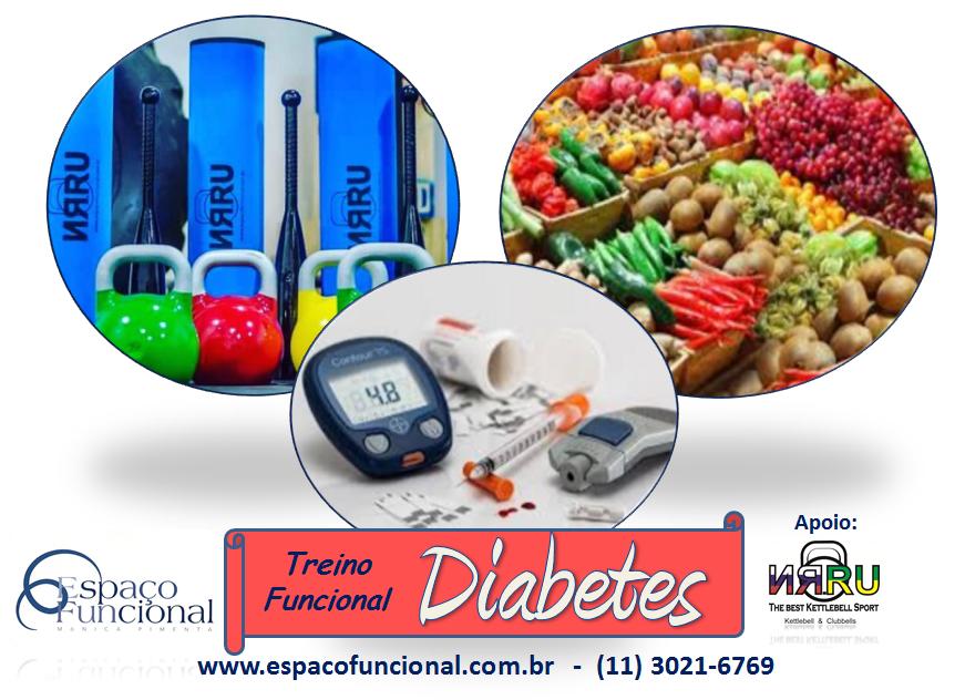 Espaço Funcional Treino Diabético Diabetes