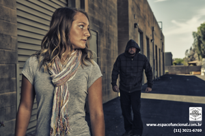 Espaço Funcional Systema Dicas de Defesa Pessoal Mulheres