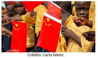 Espaço Funcional África Chinesa credito Carta Maior