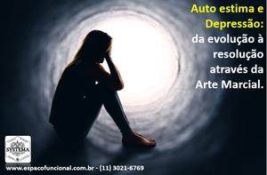Systema - Depressão e resolução através da Arte Marcial