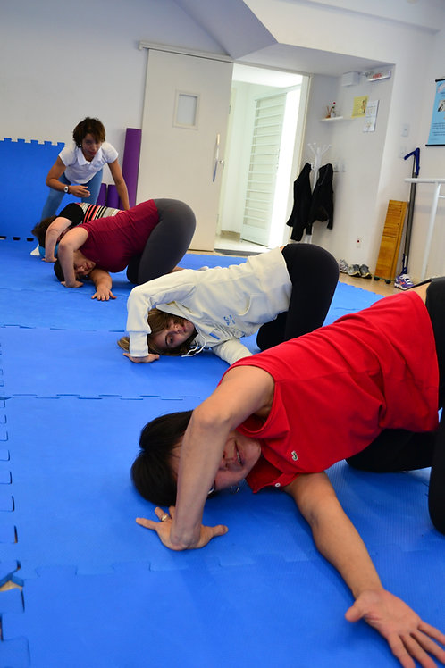 Yoga (5 aulas)