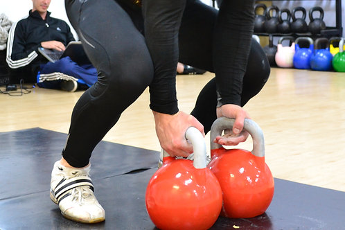 Workshop Kettlebell Sport
